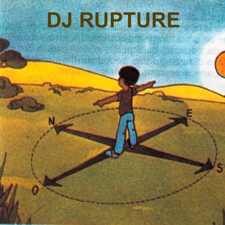 rupture front