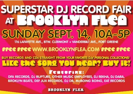 Record Fair Flyer 1