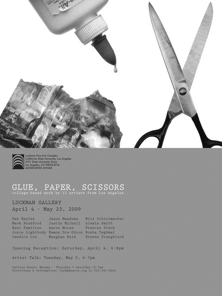 Gallery Glue Paper Scissors