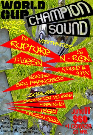 Champion Sound 6(2)