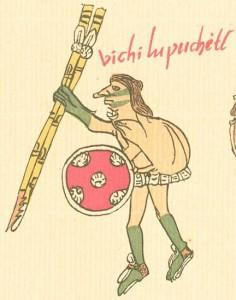 Huitzilopochtli_human